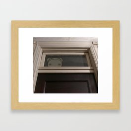 Ghost no. 5 Framed Art Print