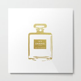Sweet Perfume Paris I Metal Print