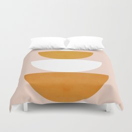 Abstraction_Balance_Minimalism_002 Duvet Cover