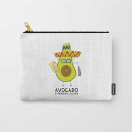 Avocado - A mexican lawyer Carry-All Pouch