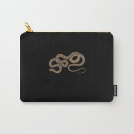 Reptile biodiversity (Brown Snake) Carry-All Pouch