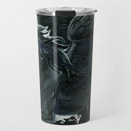 Dark Pegasus Travel Mug