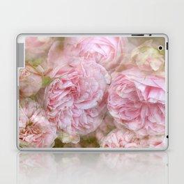 Vintage English Roses Laptop & iPad Skin