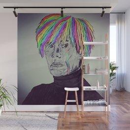 Rainbow Andy Wall Mural