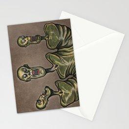 Three Headed Abomination Stationery Cards