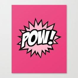POW Canvas Print