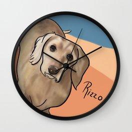 Rizzo Wall Clock