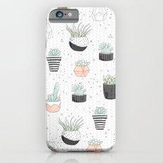 Succulents Slim Case iPhone 6