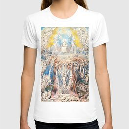 "William Blake ""The Day of Judgment"" T-shirt"