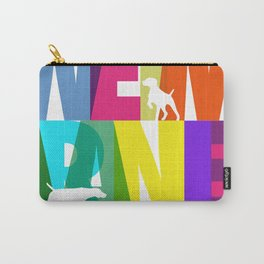 WEIMARANER COLOURS 2 Carry-All Pouch