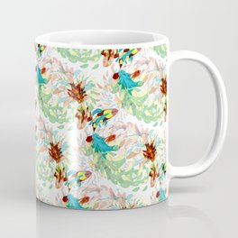 Aquarium -- fish love 4b Coffee Mug