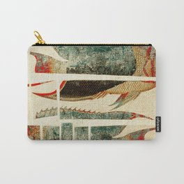 Fish Under Strong Radiation 2 Carry-All Pouch