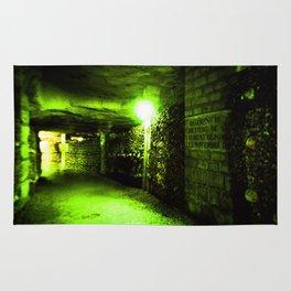 Catacombes de Paris Rug