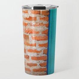 Kenya / Kitui Door Travel Mug