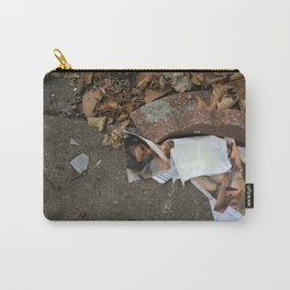 Bodyparts and paperwork Carry-All Pouch