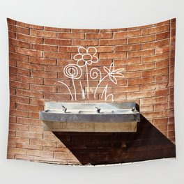 Just Add Water Wall Tapestry