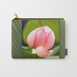 Lotus dream/Lotustraum Carry-All Pouch