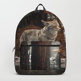 Fox in the Nature Backpack
