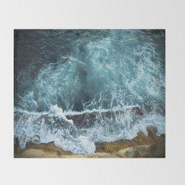 Amalfi coast, Italy 6 Throw Blanket