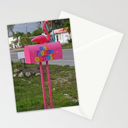 Olde Florida Outpost Mailbox Stationery Cards
