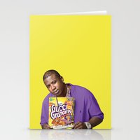 gucci Stationery Cards featuring Gucci Grahams | Rappers and Cereal by Rappers and Cereal