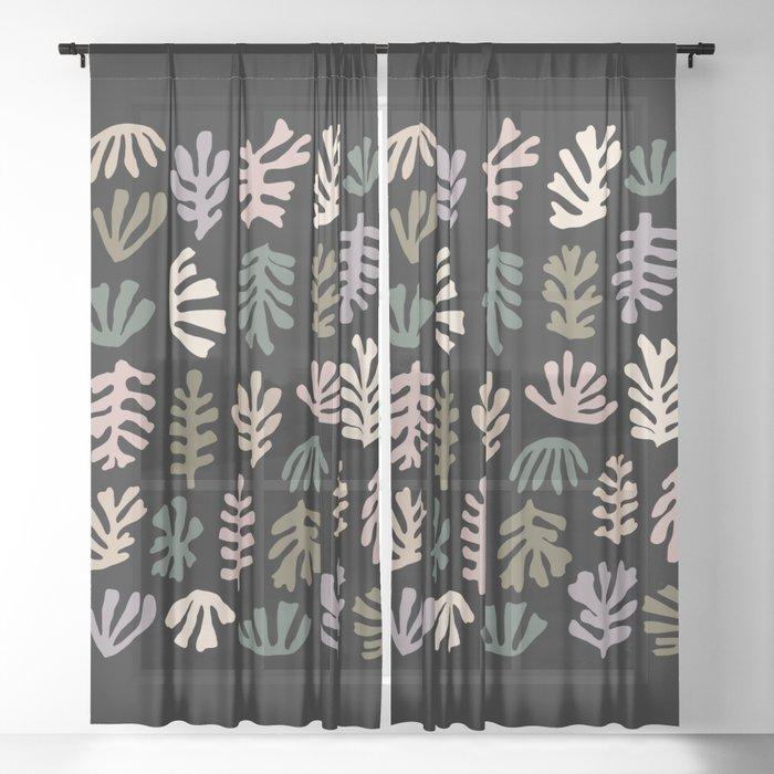 Hotel Regina Sheer Curtain