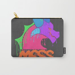 Mess Dragon Graffiti Carry-All Pouch
