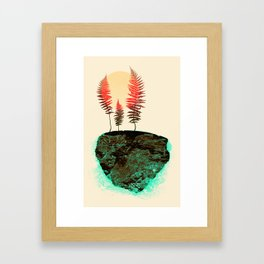 Nature Anthem Framed Art Print
