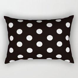 Polka like you mean it Rectangular Pillow