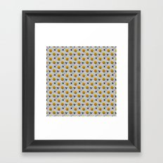 DAISY CHAINS Framed Art Print