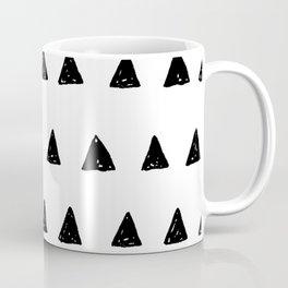 Aztec minimal triangles Coffee Mug