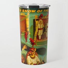 Thurston The Great Magician - Egypt Travel Mug