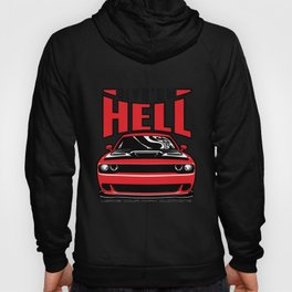 Give'em Hell Challenger Hellcat Hoody