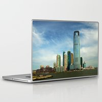 new jersey Laptop & iPad Skins featuring New Jersey by Raymond Earley
