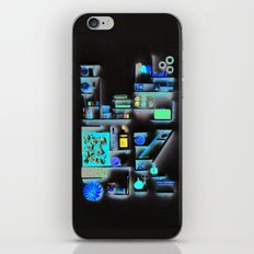 Look iPhone Skin