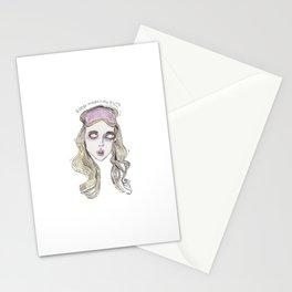good morning, sluts Stationery Cards