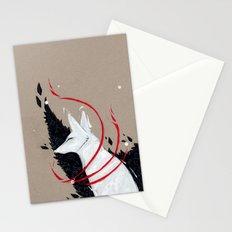 FOX RIBBON Stationery Cards