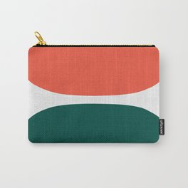 Two ovals Carry-All Pouch