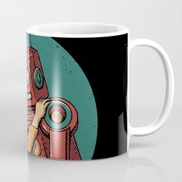 Lover Bot Coffee Mug