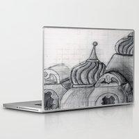 spires Laptop & iPad Skins featuring Spires by eckoepp