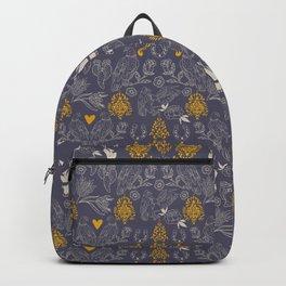Pattern western Backpack