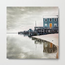 Provincetown Massachusetts Photograph Metal Print