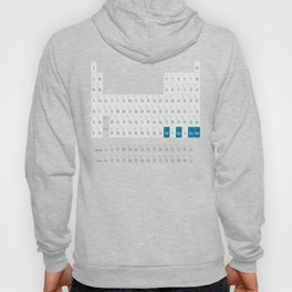 Mendeleev Periodic Table Hoody