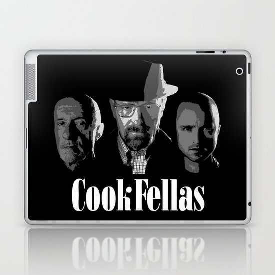 Cook Fellas Laptop & iPad Skin