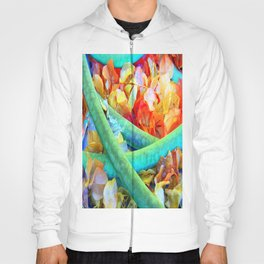leaves Hoody