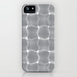 Gray Perspectives  iPhone Case