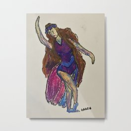 If You Knew Suzie Metal Print