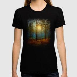 In seed time learn, in harvest teach, in winter enjoy. T-shirt