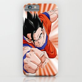 Gohan Dragon Ball iPhone Case
