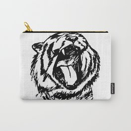 Tiger yawn Carry-All Pouch
